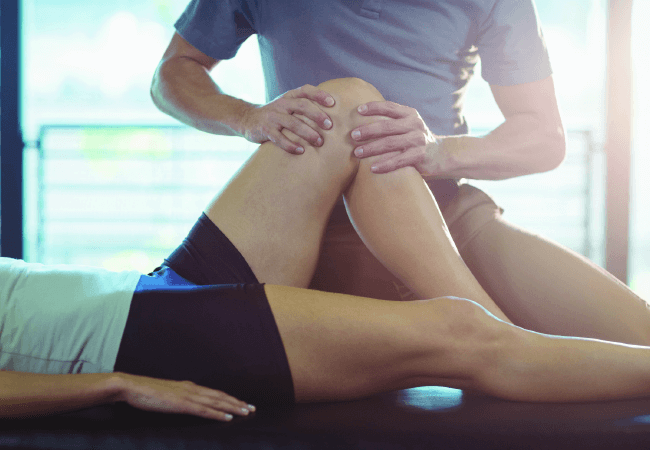 Kick Knee and Hip Pain to the Curb with Physical Therapy